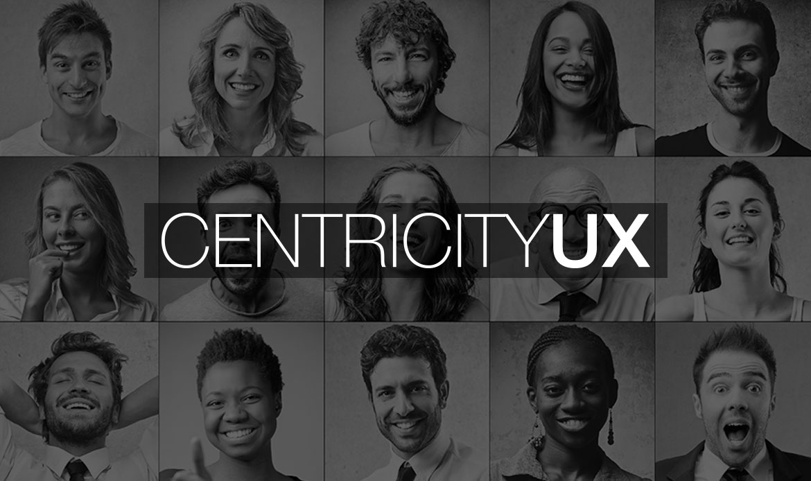 CentricityUX Website & Brand